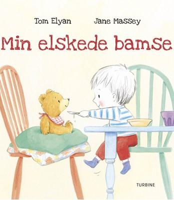 Min elskede bamse Tom Elyan 9788740655513
