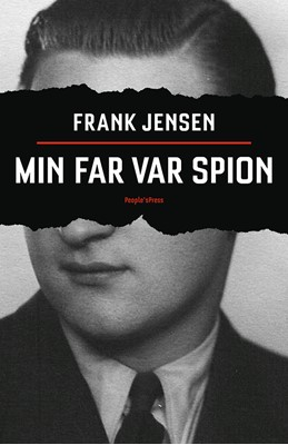 Min far var spion Frank Jensen 9788770364171