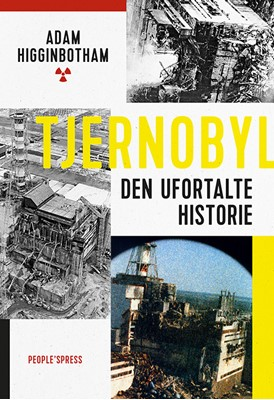 Tjernobyl Adam Higginbotham 9788772005300