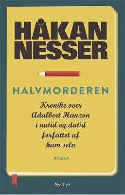 Halvmorderen Håkan Nesser 9788770072199