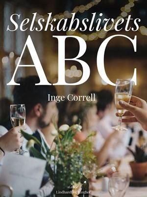 Selskabslivets ABC Inge Correll 9788711476970
