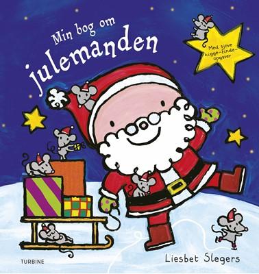 Min bog om julemanden Liesbet Slegers 9788740658040