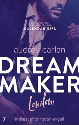 Dream Maker: London Audrey Carlan 9788770362825