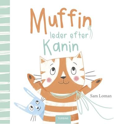 Muffin leder efter Kanin Sam Loman 9788740658149