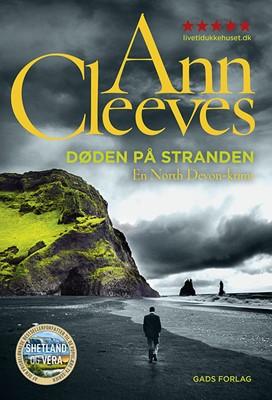 Døden på stranden Ann Cleeves 9788712059226