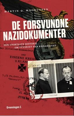 De forsvundne nazidokumenter Martin Q.  Magnussen, Martin Q. Magnussen 9788793825963