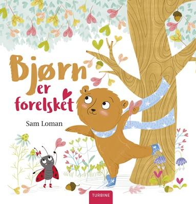Bjørn er forelsket Sam Loman 9788740658262