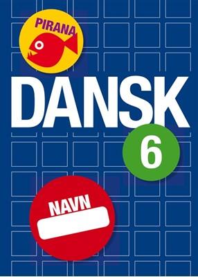 Pirana - Dansk 6 Niels Kondrup Olesen 9788702182439