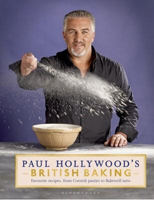 Paul Hollywood's British Baking Paul Hollywood 9781408846483