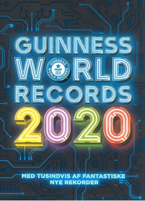 Guinness World Records 2020 Guinness World Records 9788711907122