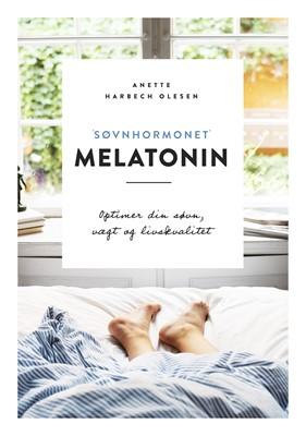 Søvnhormonet Melatonin Anette Harbech Olesen 9788797158203