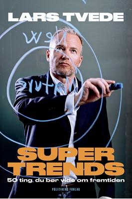 Supertrends Lars Tvede 9788740057614