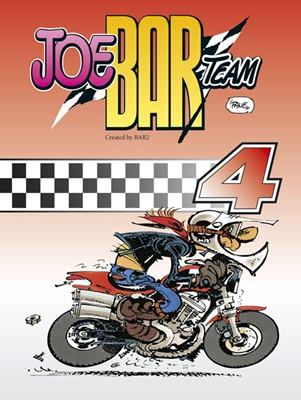 Joe Bar Team 4 Fane 9788793589179