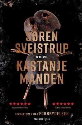 Kastanjemanden Søren Sveistrup 9788740056990