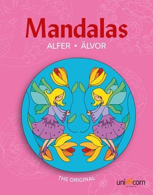 Mandalas med Alfer  9788792484734