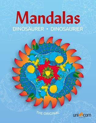 Mandalas med Dinosaurer  9788792484611