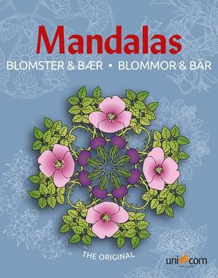 Mandalas med Blomster & Bær  9788792484802