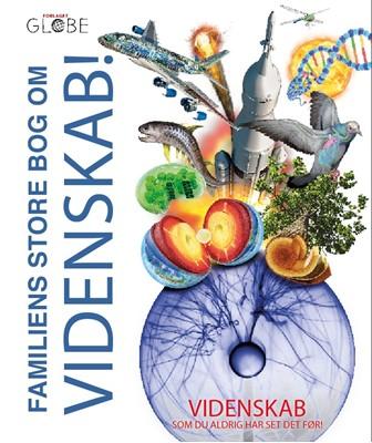 Familiens store bog om videnskab  9788742510520
