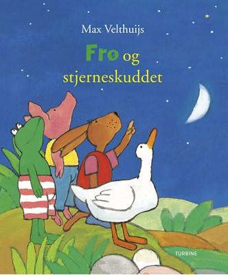 Frø og stjerneskuddet efter Max Velthuijs 9788740658019