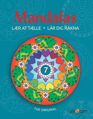 Lær at tælle med Mandalas  9788792484482