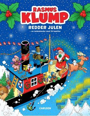 Rasmus Klump redder julen Kim Langer 9788711912119