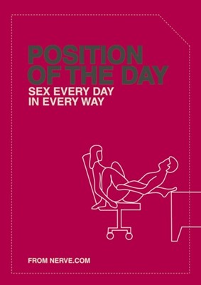 Position of the Day Nerve Com 9780811839570