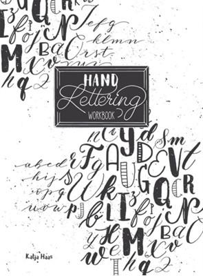 Hand Lettering Workbook Katja Haas 9786057834010
