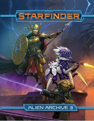 Starfinder RPG: Alien Archive 3 Joe Pasini 9781640781498
