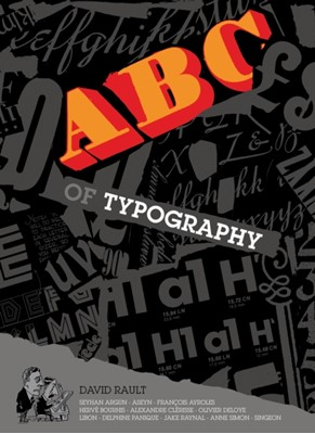 The ABC of Typography David Rault 9781910593714