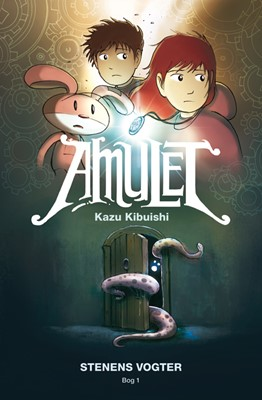 Amulet 1: Stenens vogter Kazu Kibuishi 9788741508788