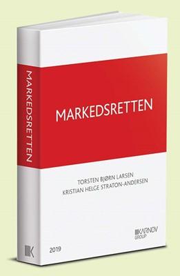 Markedsretten - lærebog Torsten Bjørn Larsen, Kristian Helge Andersen 9788761941237