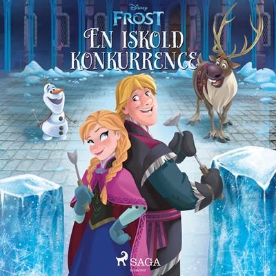 Frost - En iskold konkurrence - Disney, – Disney, DISNEY 9788726256314