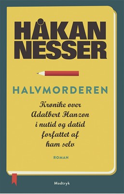 Halvmorderen Håkan Nesser 9788770072496