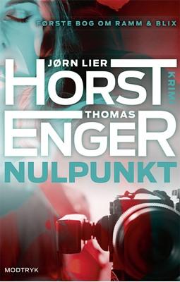 Nulpunkt Jørn Lier Horst, Thomas Enger, Jørn  Lier Horst 9788770070768