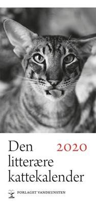 Den litterære kattekalender 2020  9788776955533