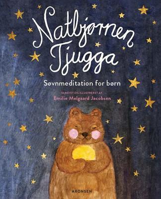 Natbjørnen Tjugga Emilie Melgaard Jacobsen 9788793338715