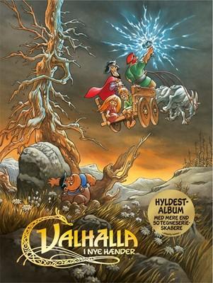 Valhalla i nye hænder Henning Kure, Peter Madsen 9788711904374