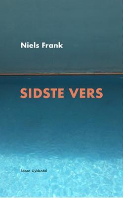Sidste vers Niels Frank 9788702287486
