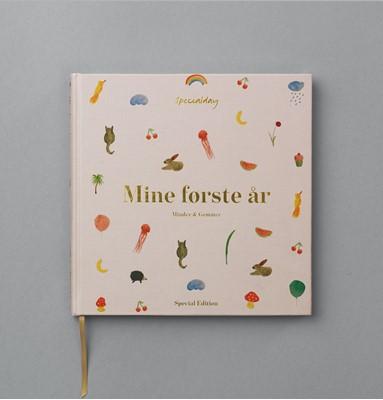 Mine Første År - Special Edition Rikke Max Lénart, Tanja Bjerring, Bjerring, Lénart, Specialday 9788792021373