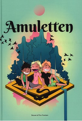 Amuletten Finn Frantzen 9788797075418