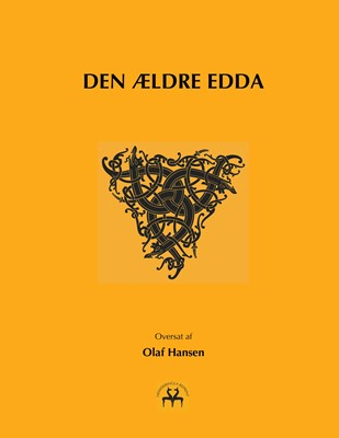 Den ældre Edda Heimskringla Reprint, Olaf Hansen 9788743017448
