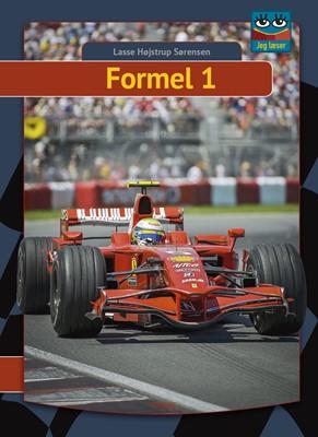 Formel 1 Lasse Højstrup Sørensen 9788740657586