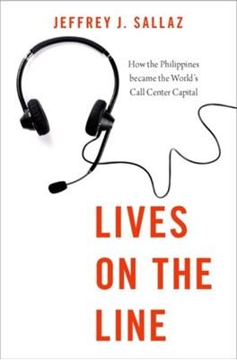 Lives on the Line Jeffrey J. (Associate Professor Sallaz 9780190630669