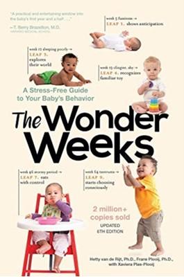 The Wonder Weeks Xaviera Plas-Plooij, Frans X. Plooij, Hetty Van de Rijt 9781682684276