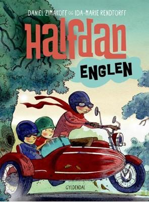Halfdan 2 - Englen Ida-Marie Rendtorff, Daniel Zimakoff 9788702293517