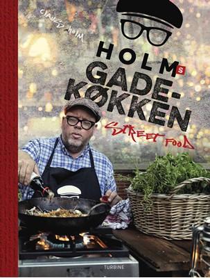 Holms gadekøkken Claus Holm 9788740658569