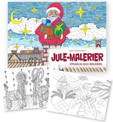 Jule-malerier Amalie Skriver 9788793500532