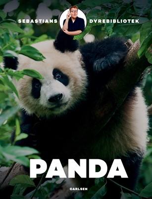 Sebastians dyrebibliotek: Panda Sebastian Klein 9788711918913