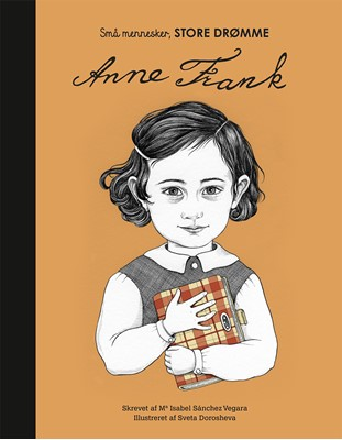 Anne Frank Ma Isabel Sánchez Vegara, Maria Isabel Sanchez Vegara 9788793752153