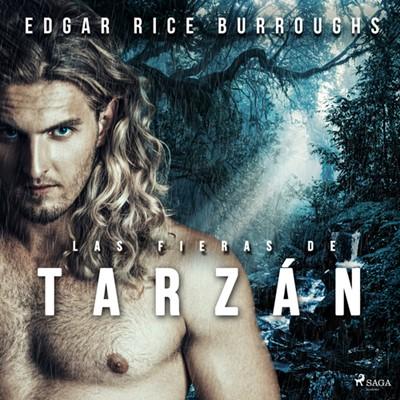 Las fieras de Tarzán Edgar Rice Burroughs 9788726160871